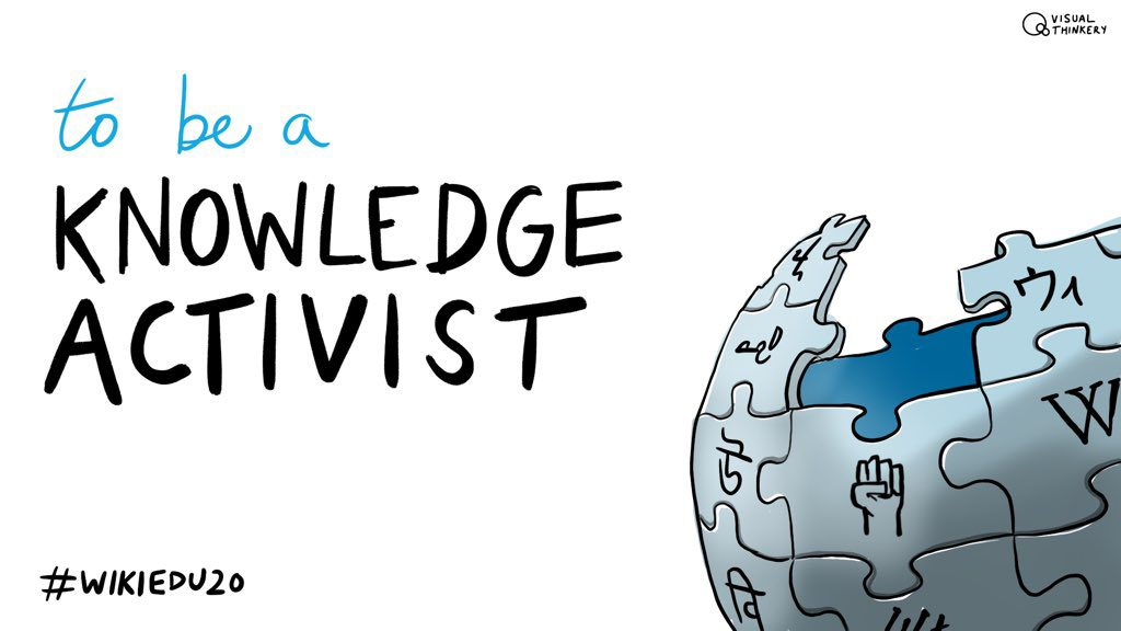 Wikimedia in Education UK Summit 2020 #WikiEdu20