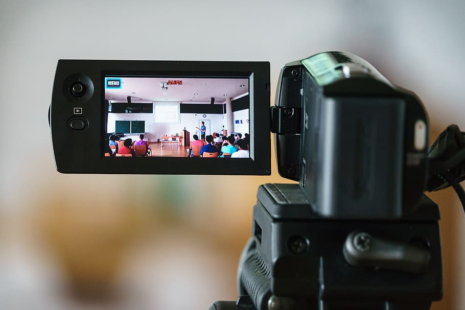 How to record lectures